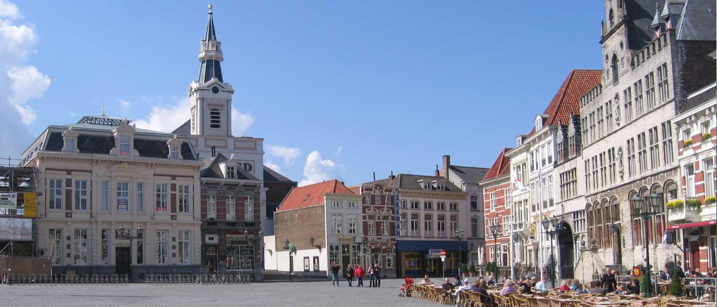dakdekker Bergen op Zoom