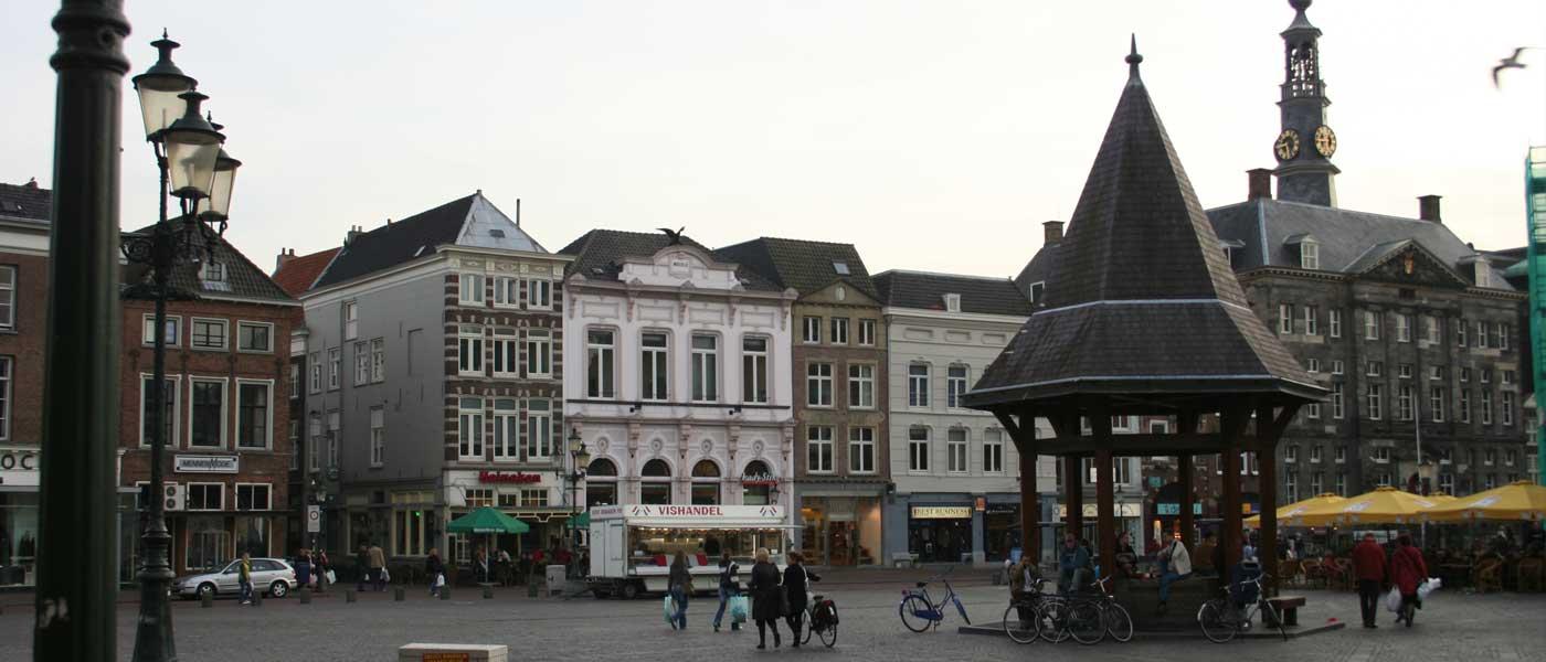 Dakdekker Den Bosch